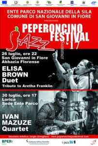 Sing It Away - Peperoncino Jazz Festival @ Abbazia Florense