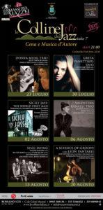 Direzione Artistica - Le Colline del Jazz @ Le Colline Del Jazz -  (Masseria Mazzei) Rossano