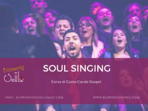 Soul Singing - Corso di Canto Olistico Gospel